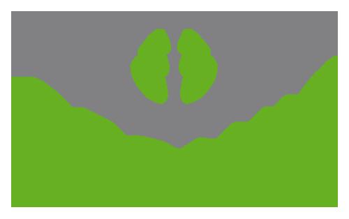 organic domain logo
