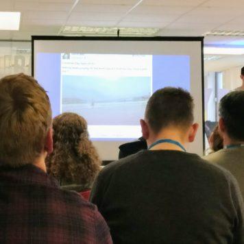 Gavin Bell explains Facebook Ads at WordCamp Edinburgh 2017