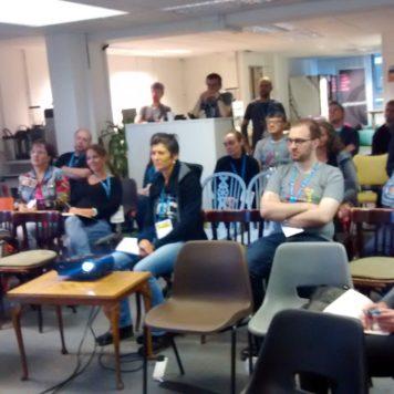 WordCamp Edinburgh Attendees