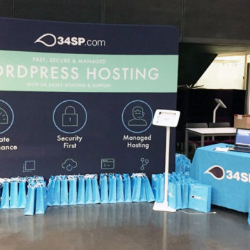 34SP.com stand at WCMCR 2017