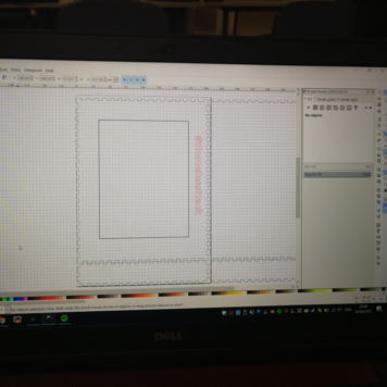 Designing the box for the product
