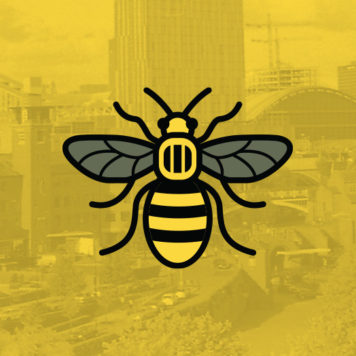 Proud to be based in Manchester