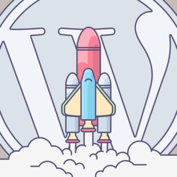 WordPress hosting speed boost